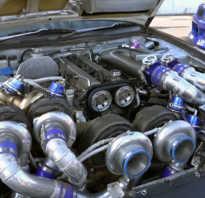 Как работает турбированный двигатель