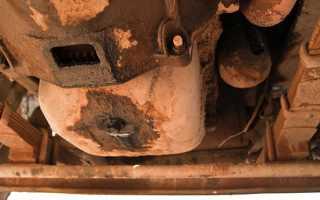 Чем лучше покрыть днище автомобиля от коррозии