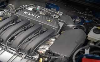Двигатель рено к4м характеристики