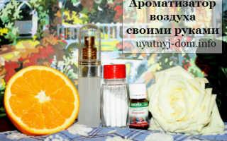 Как сделать освежитель воздуха из эфирного масла