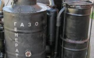 Газогенератор для отопления дома своими руками