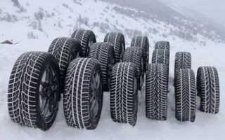 Рейтинг шумности зимних шипованных шин