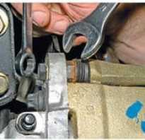 Ремкомплект тормозного суппорта калина