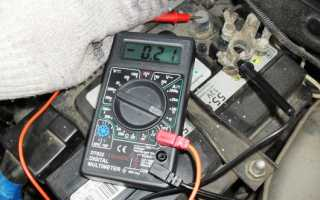 Утечка энергии из аккумулятора