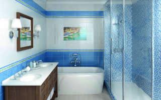 Что дешевле плитка или панели в ванной