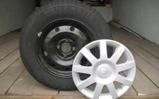 Как надеть колпаки на колеса