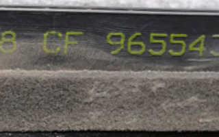 Салонный фильтр шевроле лачетти седан как заменить