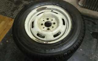 Размер колесного диска ваз 2109