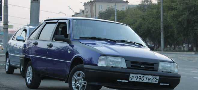 Автомобиль ода иж 2126 фото