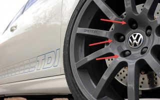 Как узнать разболтовку диска автомобиля