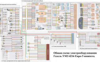 Схема подключения датчика температуры газель