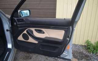 Как перетянуть обшивку дверей автомобиля своими руками