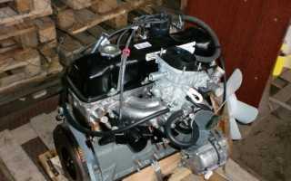Мощность двигателя ваз 21213 карбюратор