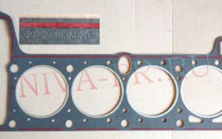 Прокладка металлопакет ваз 21213