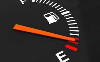 На сколько хватает бака бензина