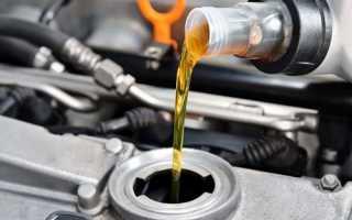 Мотор жрет масло причины
