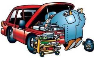 Вопрос по ремонту авто