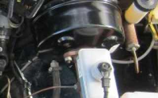 Неисправность тормозной системы уаз