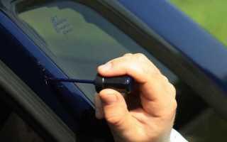 Сколы лакокрасочного покрытия автомобиля