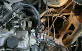Замена радиатора отопления калина без снятия панели