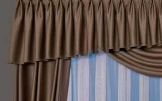 Как сшить красивые шторы своими руками
