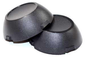 Ступичный колпак на штампованный диск