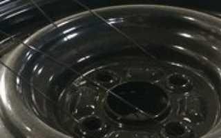 Чем покрасить ржавые диски колес