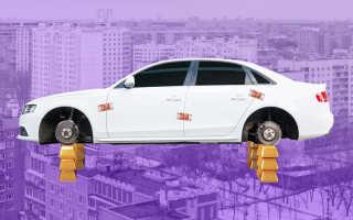 Стоимость содержания автомобиля в год по маркам