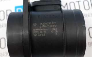 Датчик воздуха приора 16 клапанов цена