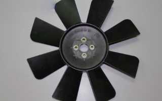 Газель бизнес не работает вентилятор охлаждения