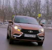 Автомобиль лада икс рей видео