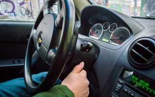 Как завести автомобиль после долгого простоя