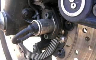 Сопротивление датчика абс форд фокус 2