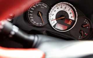 Что показывает одометр автомобиля
