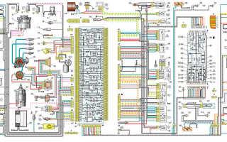 Электрическая схема ваз 21099 карбюратор высокая панель