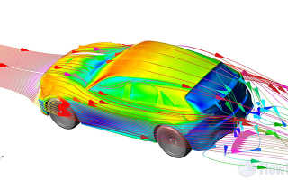Коэффициент аэродинамического сопротивления автомобилей таблица