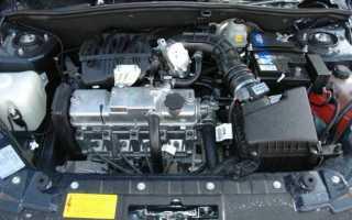 Устройство двигателя лада гранта 8 клапанная