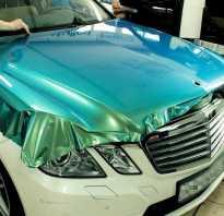 Как обклеить автомобиль виниловой пленкой своими руками