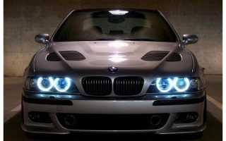 Можно ли ставить ангельские глазки на машину