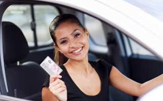 Список категорий водительских прав 2020