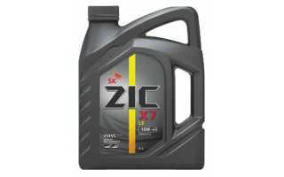 Отзывы моторного масла зик 10w 40 полусинтетика